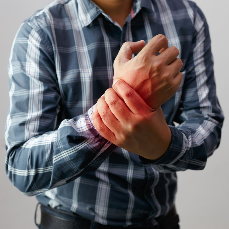 Arm and hand pain